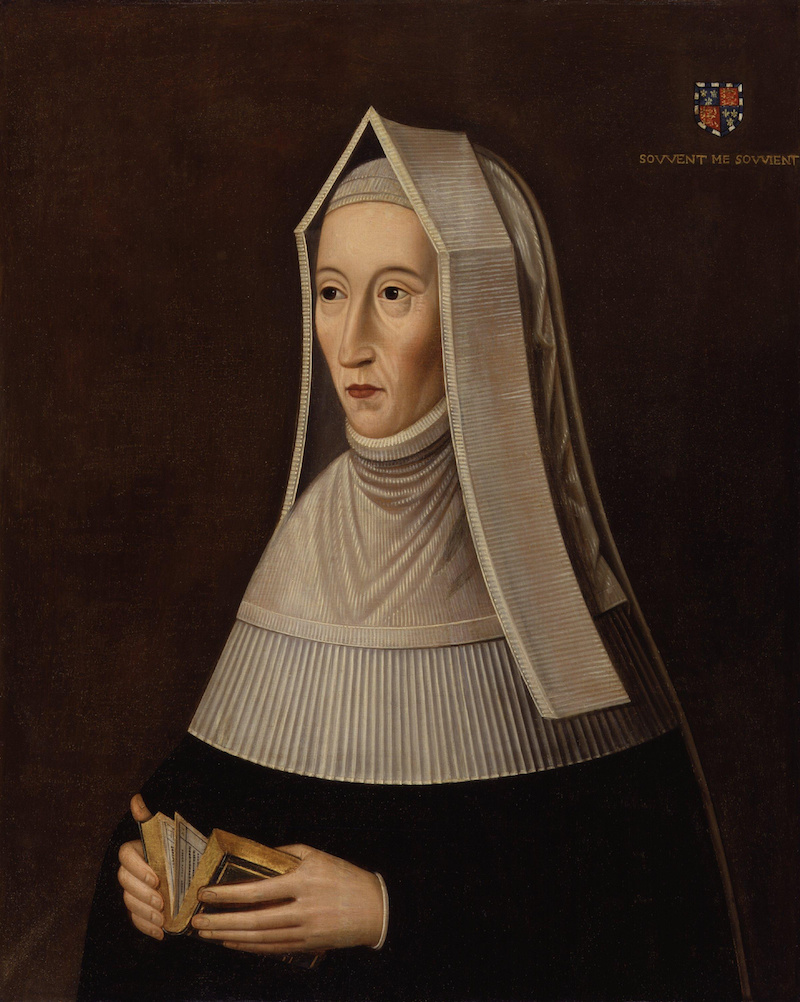 The Red Queen: Margaret Beaufort.