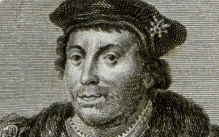 Margaret's husband, Henry Stafford