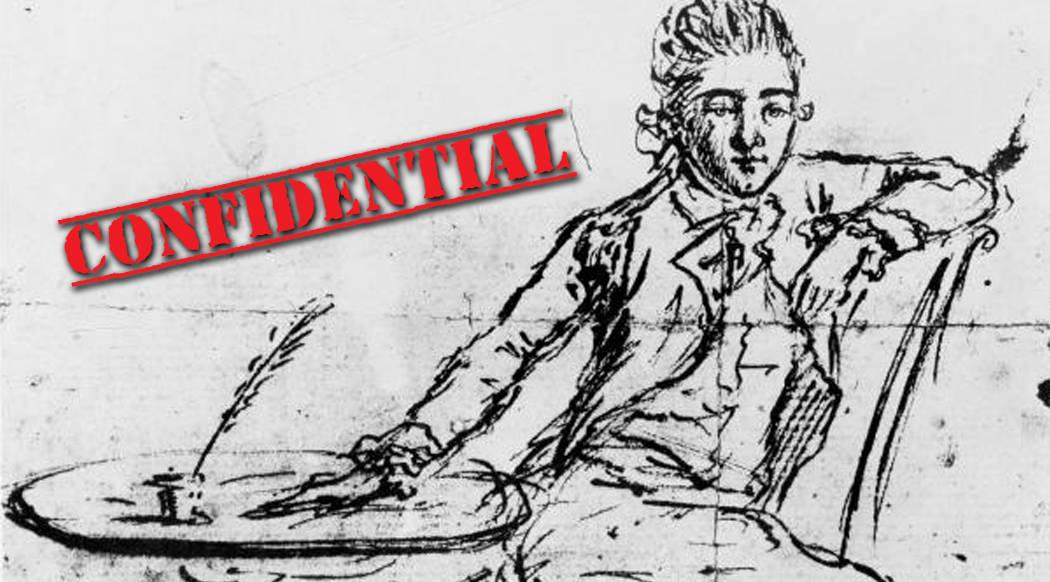 Weird History: The Mystery Of Major John Andre