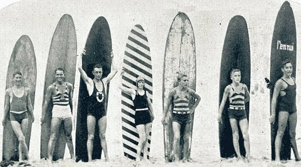history-of-surfing