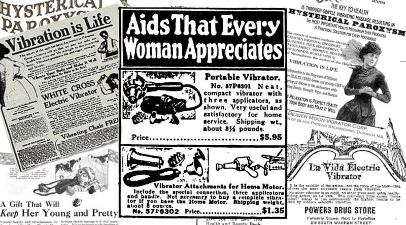 A look into the past and future of sex toys