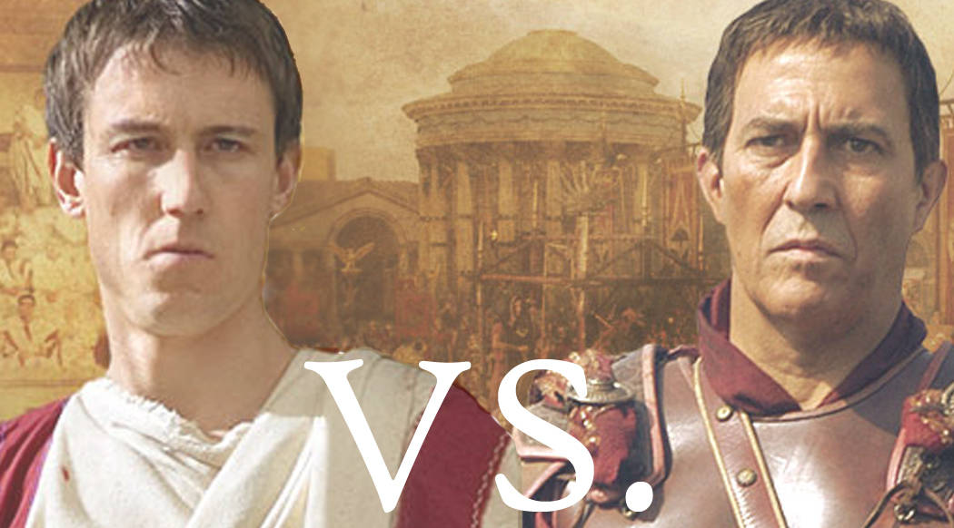 Brutus VS Ceasar
